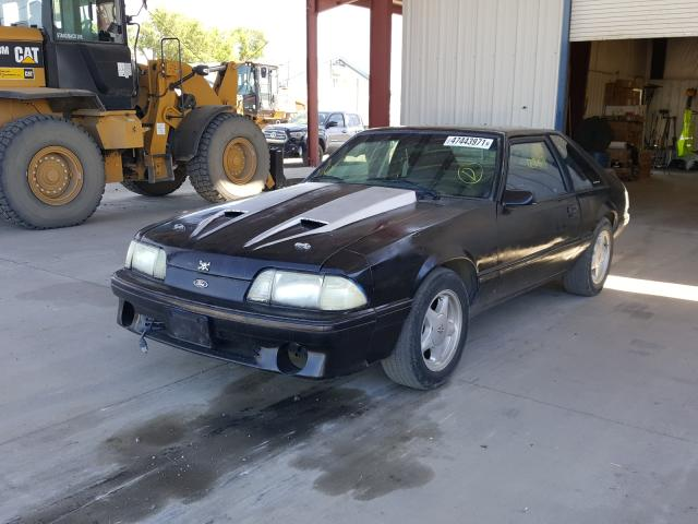 FORD MUSTANG 1989 1