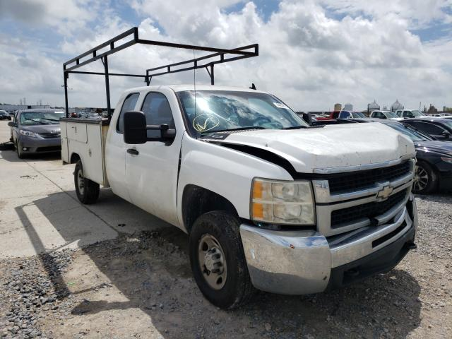 Salvage cars for sale from Copart New Orleans, LA: 2009 Chevrolet Silverado