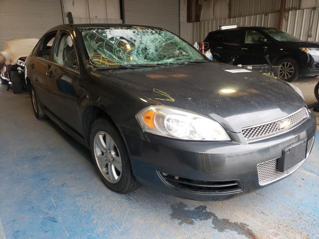 Vehiculos salvage en venta de Copart New Orleans, LA: 2014 Chevrolet Impala LIM