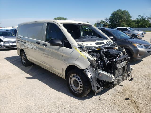 Salvage cars for sale from Copart Milwaukee, WI: 2020 Mercedes-Benz Metris