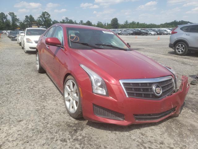 Cadillac ATS salvage cars for sale: 2016 Cadillac ATS