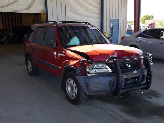 Salvage 1997 HONDA CRV - Small image. Lot 46994391