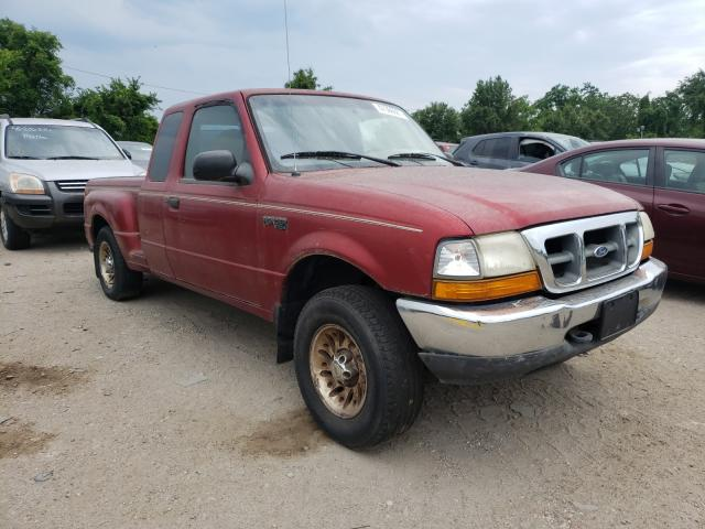 Salvage cars for sale from Copart Baltimore, MD: 1999 Ford Ranger SUP