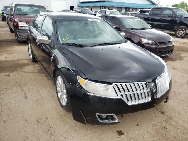 Salvage cars for sale from Copart Pekin, IL: 2010 Lincoln MKZ