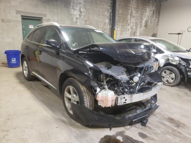 Salvage cars for sale from Copart Chalfont, PA: 2011 Lexus RX 350