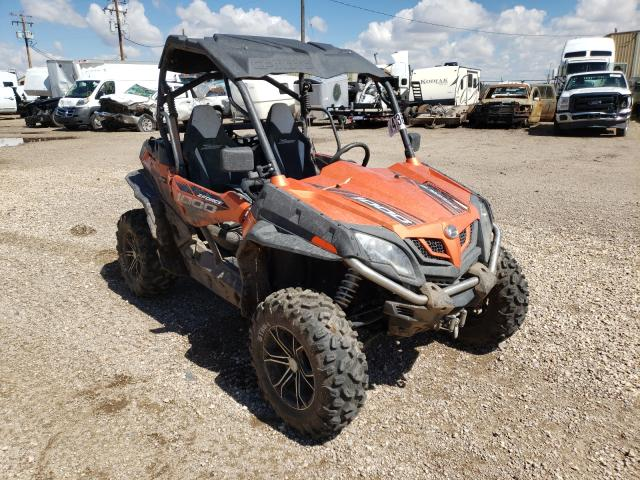 Can-Am Z Force salvage cars for sale: 2019 Can-Am Z Force