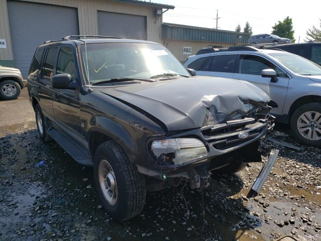 Salvage cars for sale from Copart Eugene, OR: 1996 Ford Explorer