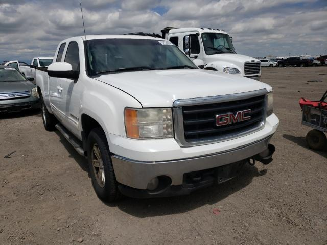 Salvage cars for sale from Copart Brighton, CO: 2007 GMC New Sierra