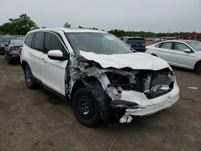 Vehiculos salvage en venta de Copart Brookhaven, NY: 2020 Honda Pilot EXL