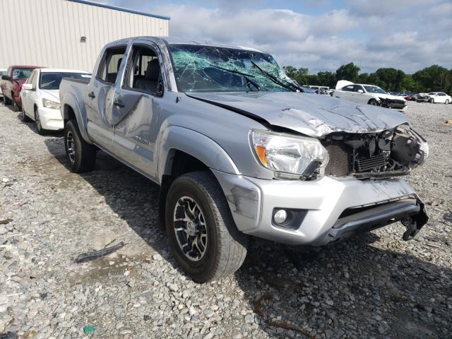 Salvage cars for sale from Copart Byron, GA: 2013 Toyota Tacoma DOU