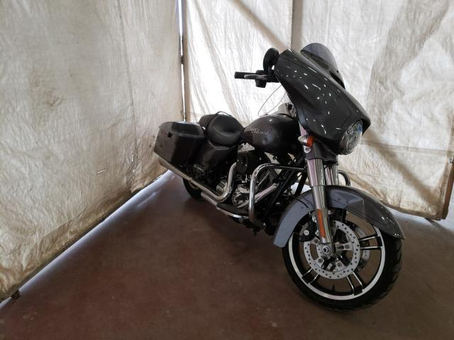 Salvage cars for sale from Copart Lansing, MI: 2014 Harley-Davidson Flhxs Street