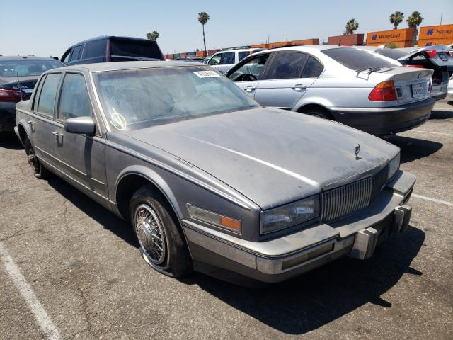 Cadillac Seville salvage cars for sale: 1988 Cadillac Seville