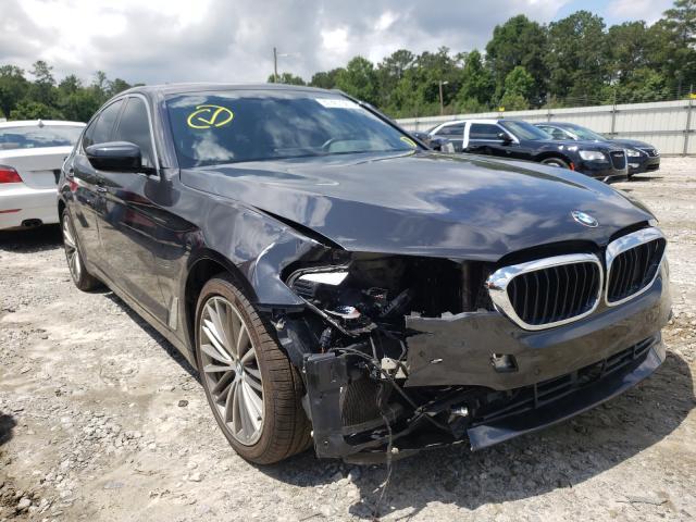 2018 BMW 530 I WBAJA5C55JWA36660