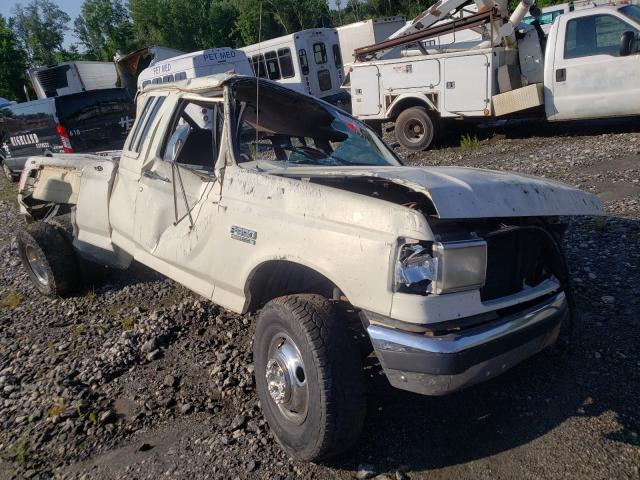 Salvage cars for sale from Copart Spartanburg, SC: 1989 Ford F350