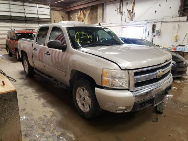 Vehiculos salvage en venta de Copart Casper, WY: 2007 Chevrolet Silverado