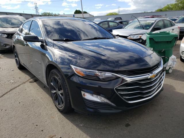 Vehiculos salvage en venta de Copart Cudahy, WI: 2020 Chevrolet Malibu LT