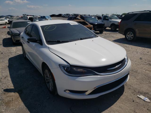 Chrysler 200 salvage cars for sale: 2016 Chrysler 200