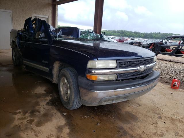 2001 Chevrolet Silverado en venta en Tanner, AL
