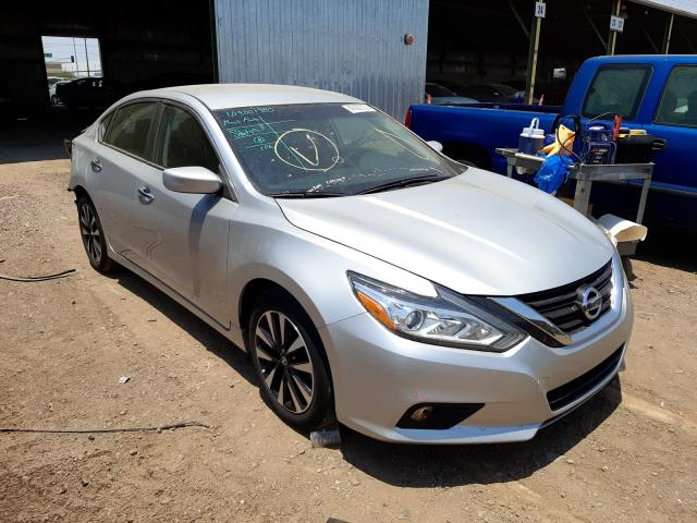Salvage cars for sale from Copart Phoenix, AZ: 2018 Nissan Altima 2.5