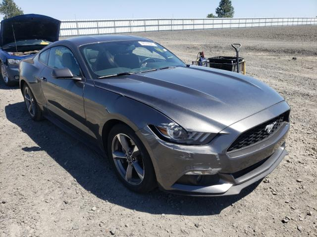 Salvage cars for sale from Copart Airway Heights, WA: 2016 Ford Mustang