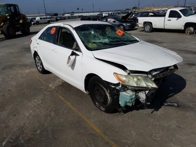 Salvage 2007 TOYOTA CAMRY - Small image. Lot 47411711