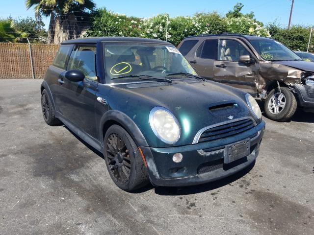 Mini salvage cars for sale: 2004 Mini Cooper S