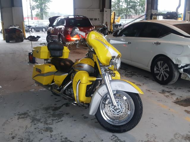 Salvage cars for sale from Copart Montgomery, AL: 2005 Harley-Davidson FLHTCSE2