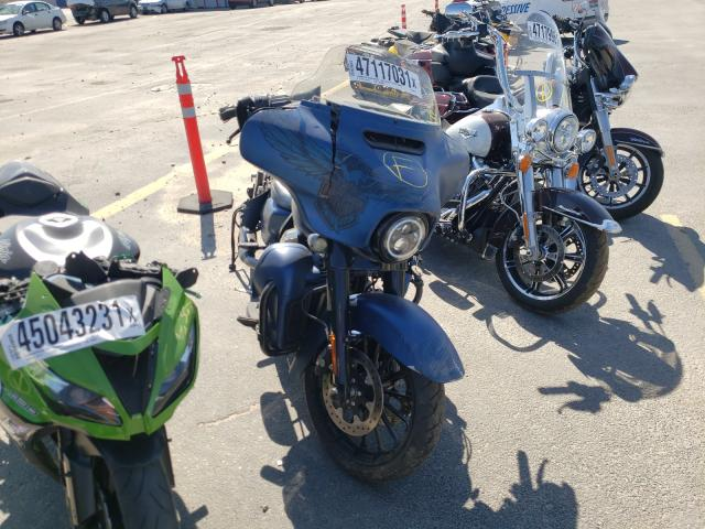 Harley-Davidson Flhxs 115T salvage cars for sale: 2018 Harley-Davidson Flhxs 115T