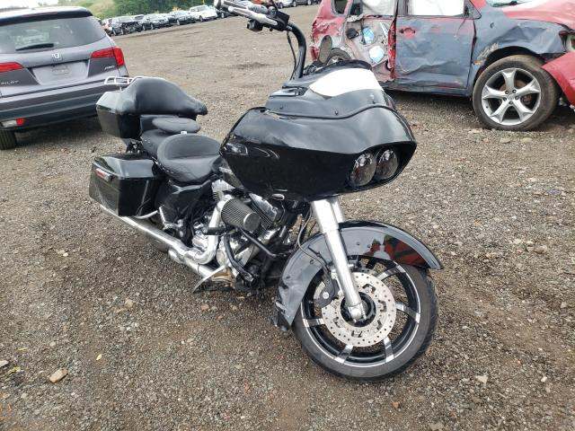Salvage cars for sale from Copart New Britain, CT: 2009 Harley-Davidson Fltr
