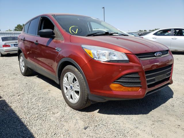 Ford salvage cars for sale: 2015 Ford Escape S