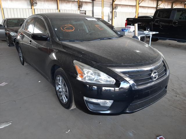 Salvage cars for sale from Copart Phoenix, AZ: 2015 Nissan Altima 2.5