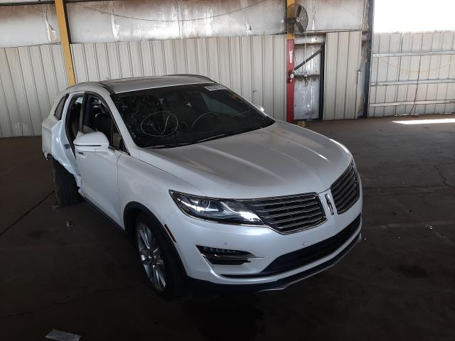 Lincoln salvage cars for sale: 2016 Lincoln MKC Reserv
