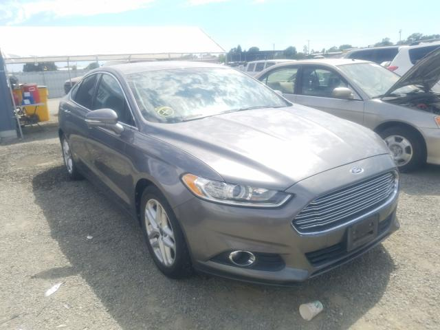 Salvage cars for sale from Copart Antelope, CA: 2013 Ford Fusion SE