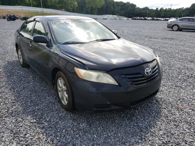 Salvage cars for sale from Copart Gastonia, NC: 2007 Toyota Camry CE