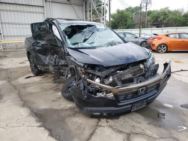 Salvage cars for sale from Copart Corpus Christi, TX: 2017 Honda Ridgeline