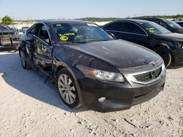 Salvage cars for sale from Copart Kansas City, KS: 2010 Honda Accord EXL