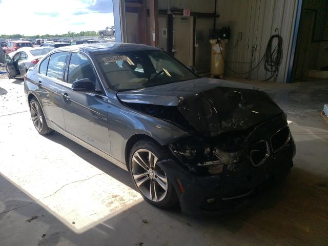 Salvage cars for sale from Copart Appleton, WI: 2018 BMW 330 XI