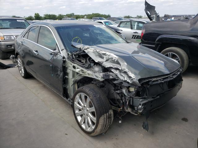 Cadillac salvage cars for sale: 2017 Cadillac ATS Luxury