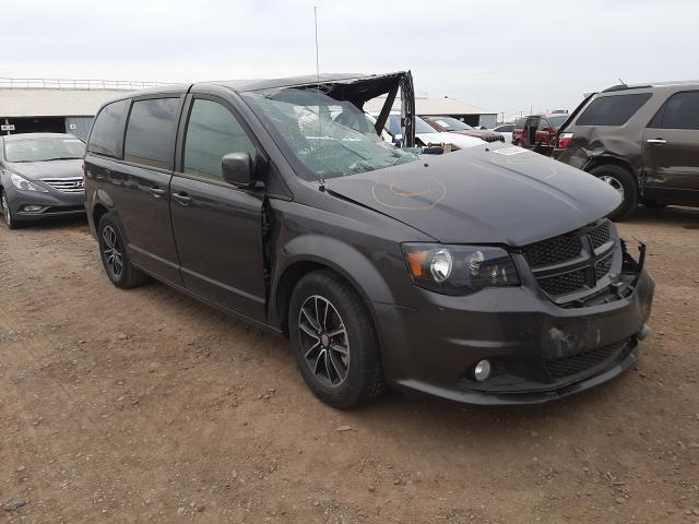 Salvage cars for sale from Copart Phoenix, AZ: 2019 Dodge Grand Caravan