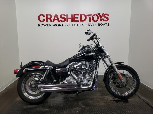 Harley-Davidson Fxdc Dayto salvage cars for sale: 2008 Harley-Davidson Fxdc Dayto