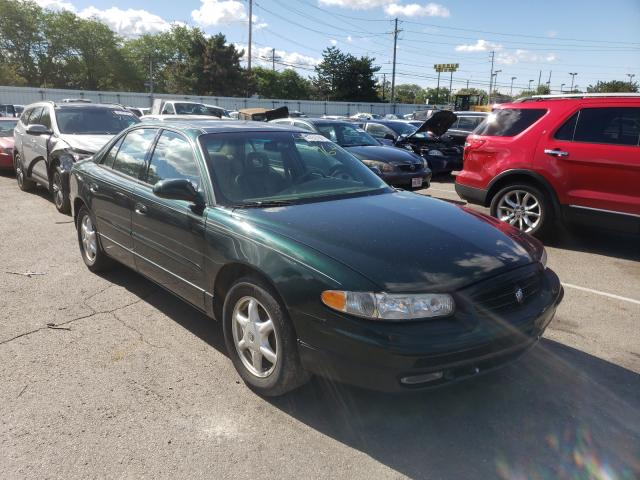 Burn Engine Cars for sale at auction: 2003 Buick Regal LS