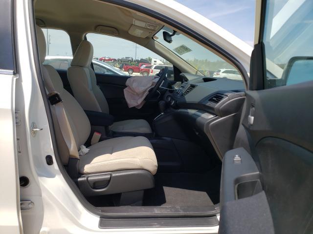 2016 HONDA CR-V LX 5J6RM4H38GL081057