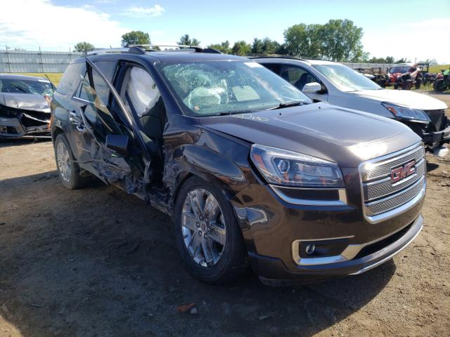 GMC Acadia DEN salvage cars for sale: 2015 GMC Acadia DEN