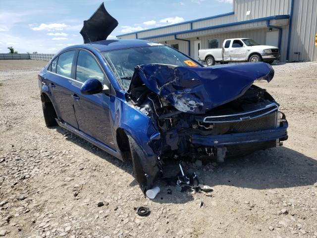 Salvage 2013 CHEVROLET CRUZE - Small image. Lot 48117511