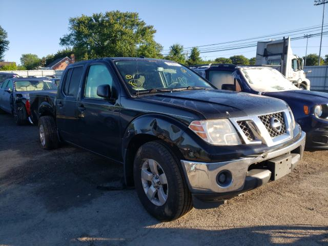 Salvage cars for sale from Copart Finksburg, MD: 2011 Nissan Frontier S