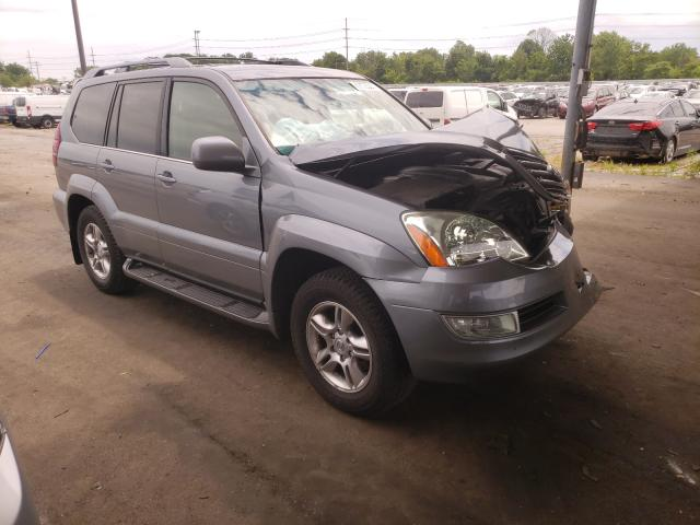 Vehiculos salvage en venta de Copart Fort Wayne, IN: 2004 Lexus GX 470