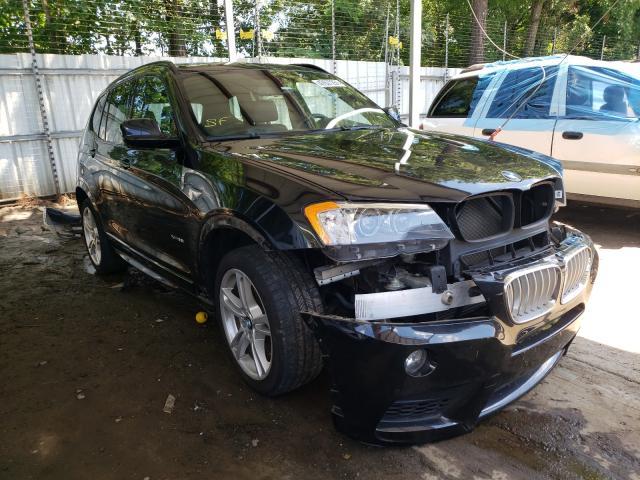 BMW Vehiculos salvage en venta: 2014 BMW X3 XDRIVE3