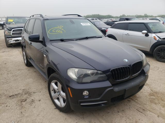 Salvage cars for sale from Copart Temple, TX: 2010 BMW X5 XDRIVE3