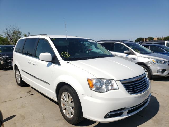 Chrysler Vehiculos salvage en venta: 2014 Chrysler Town & Country