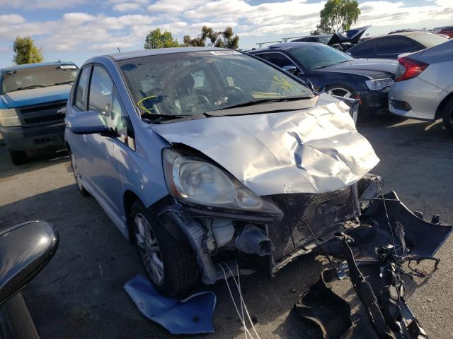 Vehiculos salvage en venta de Copart Martinez, CA: 2010 Honda FIT Sport